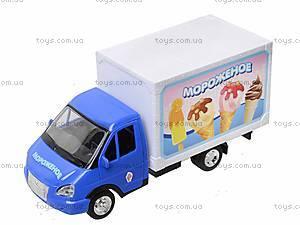 Игрушечный магазин на колесах «Мороженое», 9701C, игрушки