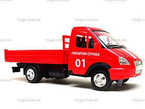Игрушечный грузовик с кузовом «Пожарная служба», 9702A, купить