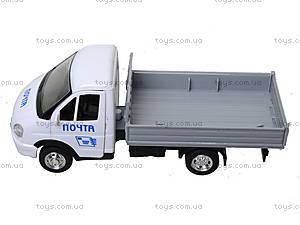 Игрушечный грузовик «Почта» с музыкой, 9702B, купить
