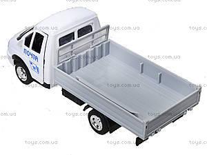 Игрушечный грузовик «Почта» с музыкой, 9702B, фото