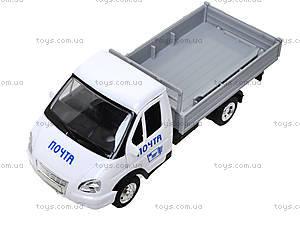 Игрушечный грузовик «Почта» с музыкой, 9702B, отзывы