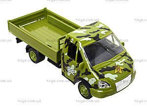Грузовик с открытым кузовом «Автопарк», 9702D, фото