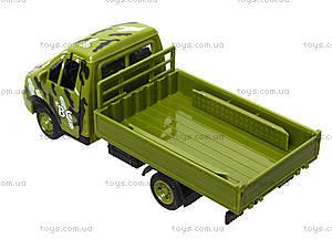 Грузовик с открытым кузовом «Автопарк», 9702D, отзывы