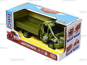 Грузовик с открытым кузовом «Автопарк», 9702D, цена