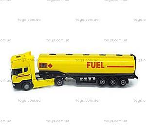 Детский грузовик с цистерной «Скания», 10852-09-CIS
