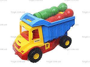 Грузовик с кеглями «Mini truck», 39220, фото