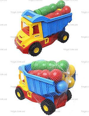 Грузовик с кеглями «Mini truck», 39220