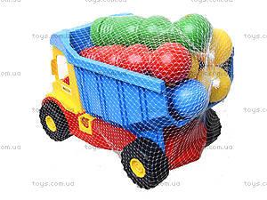 Грузовик с кеглями «Mini truck», 39220, цена