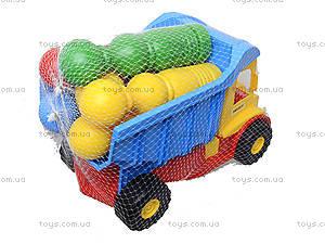 Грузовик с кеглями «Mini truck», 39220, toys.com.ua