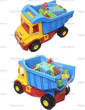Грузовик с конструктором «Mini truck», 39221