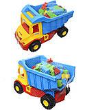 Грузовик с конструктором «Mini truck», 39221, фото
