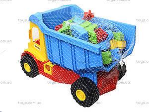 Грузовик с конструктором «Mini truck», 39221, магазин игрушек