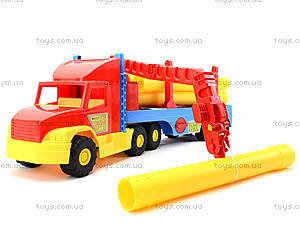 Грузовик с краном Super Truck, 36540, фото