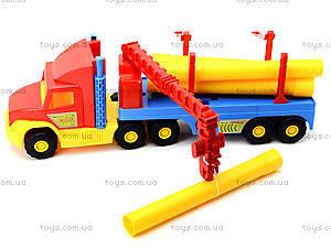 Грузовик с краном Super Truck, 36540, отзывы
