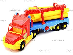 Грузовик с краном Super Truck, 36540, цена