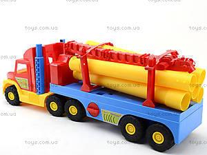 Грузовик с краном Super Truck, 36540, игрушки