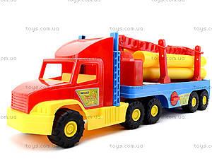 Грузовик с краном Super Truck, 36540, магазин игрушек