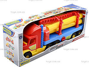Грузовик с краном Super Truck, 36540, toys.com.ua