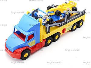 Грузовик с машинами «Формула», 36620, игрушки