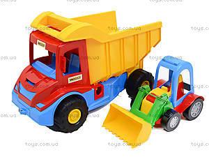Игрушечная машина с трактором «Mini truck», 39219, отзывы