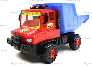 Детский грузовик «Сокол» с пасками, , магазин игрушек