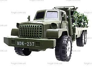 Военный грузовик с машиной, 237-8P, фото
