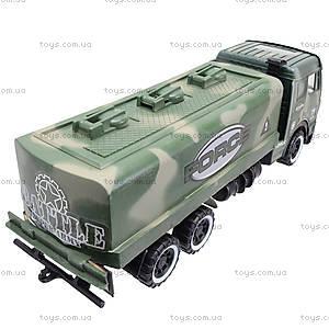 Детский военный грузовик Force, 668-10, купить