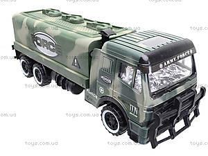 Детский военный грузовик Force, 668-10, отзывы
