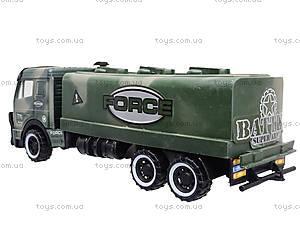 Детский военный грузовик Force, 668-10, магазин игрушек