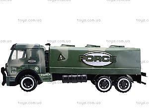Детский военный грузовик Force, 668-10, toys.com.ua