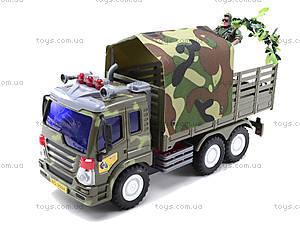 Грузовик военный «Дивизион», 969A-123, игрушки