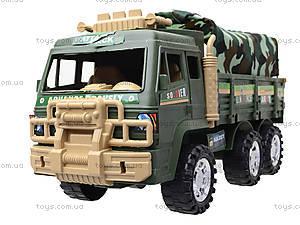 Военный грузовик с тентом, 8810, фото
