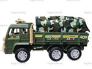 Военный грузовик с тентом, 8810, отзывы