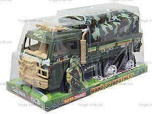 Военный грузовик с тентом, 8810, цена