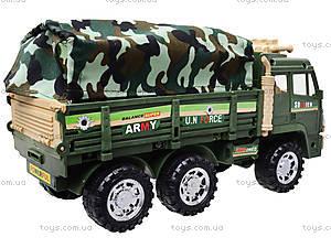 Военный грузовик с тентом, 8810, магазин игрушек