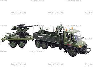 Игровой военный набор «Грузовик с солдатами», 3000-1, отзывы