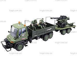 Игровой военный набор «Грузовик с солдатами», 3000-1, магазин игрушек