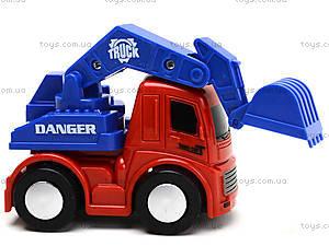 Инерционный грузовик «Спецтехника», 860-1, фото