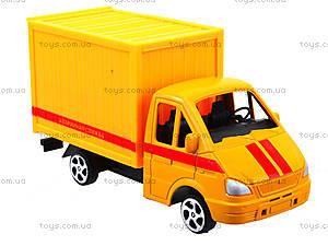 Инерционный игровой грузовик, 55089, купить