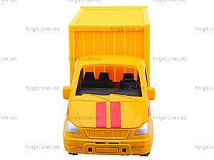 Инерционный игровой грузовик, 55089, отзывы