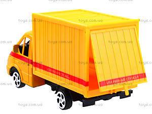Инерционный игровой грузовик, 55089, цена