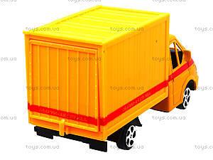 Инерционный игровой грузовик, 55089, игрушки