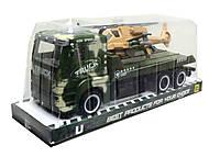 Инерционный грузовик с вертолётом, 777B-5, отзывы