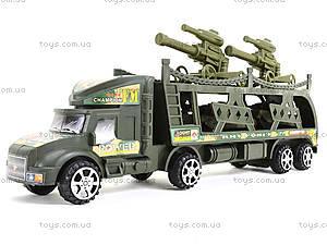 Инерционный грузовик с танками, 138-37W, цена