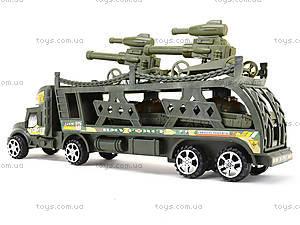 Инерционный грузовик с танками, 138-37W, магазин игрушек