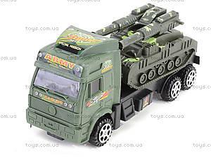 Инерционный грузовик с техникой, 5359-8A, отзывы