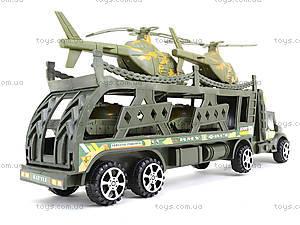 Грузовик с военныими вертолетами, 138-38W, купить