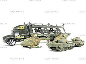 Грузовик с военныими вертолетами, 138-38W, детские игрушки