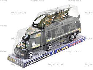 Грузовик с военныими вертолетами, 138-38W, toys