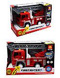 Игрушечный грузовик с эффектами, WY550ABC, купить